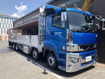 興栄商事 新トラック