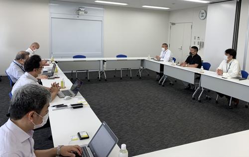 興栄商事 ISO審査風景