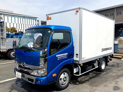 トラック新車